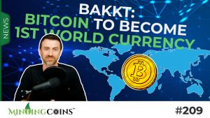 Bitcoin: 1st World Currency & New Gold Standard